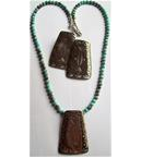 Turquoise Necklace by Spirit Hawk