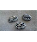 Sterling Silver Engraved Tokens